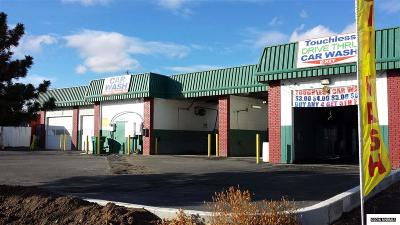 Reno Commercial For Sale: 1019 S Wells Ave
