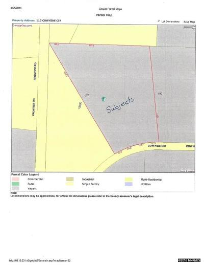 Reno Residential Lots & Land For Sale: 110 Cowhide