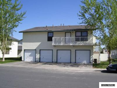 Fallon Multi Family Home Active/Pending-Loan: 300 D Street #4