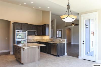 Gardnerville Single Family Home Active/Pending-House: 1049 Rocky Terrace