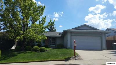 Single Family Home Sold: 5212 Sierra Highlands Ct