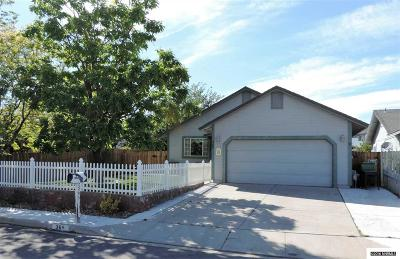 Single Family Home Active/Pending-Short Sale: 365 Blue Skies Drive