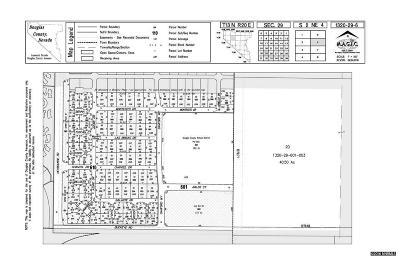Single Family Home Sold: 1112 Montecito Dr.