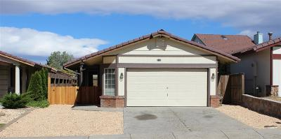 Reno NV Single Family Home Sold: $205,000
