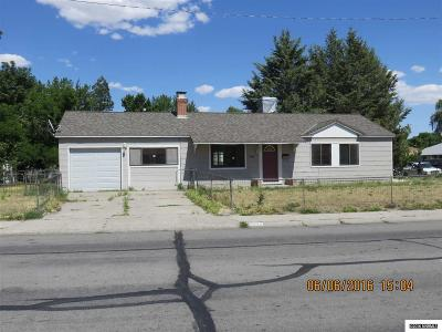 Sparks Single Family Home Active/Pending-Short Sale: 1302 4th St