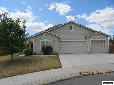 Single Family Home Sold: 6417 Adobe Springs Ct