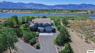 Gardnerville Single Family Home For Sale: 1668 East Valley Road
