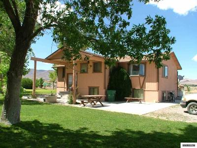 Stagecoach NV Single Family Home Sold: $218,000