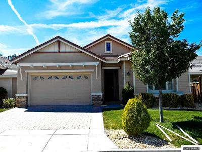 Sparks NV Single Family Home Sold: $329,900
