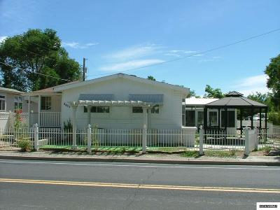Carson City NV Manufactured Home Sold: $174,900