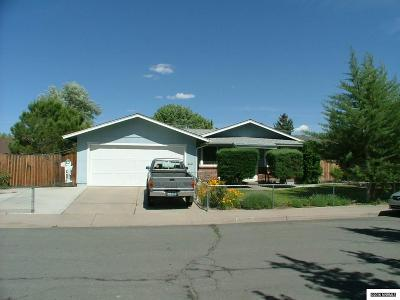 Carson City NV Single Family Home Sold: $205,000