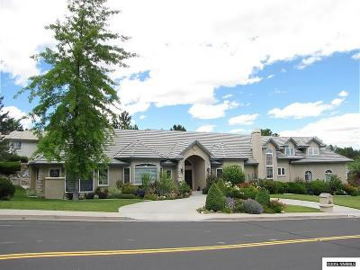 Reno Single Family Home Active/Pending-Loan: 4355 Castlewood Ct