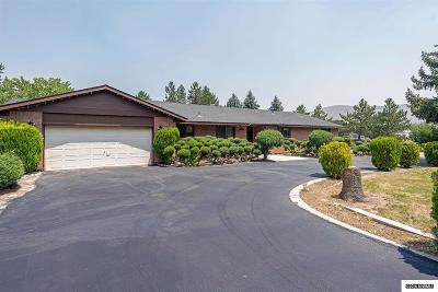 Carson City Single Family Home For Sale: 1520 Koontz Ln