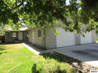 Yerington Multi Family Home For Sale: 302 Leona Ave.