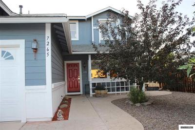 Reno NV Single Family Home Sold: $352,000