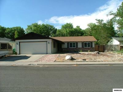 Single Family Home Sold: 1504 Palo Verde Dr.