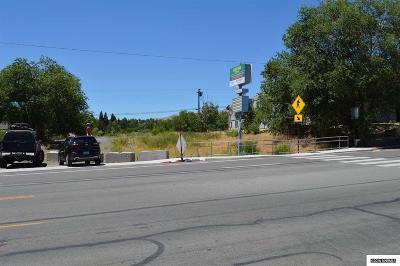 Reno Residential Lots & Land Active/Pending-Loan: 1659 N Virginia