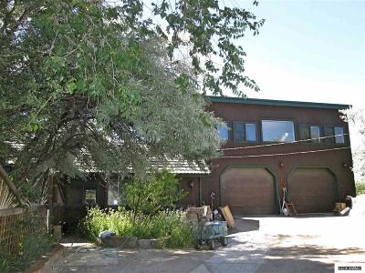 Single Family Home Sold: 21975 Adobe Road