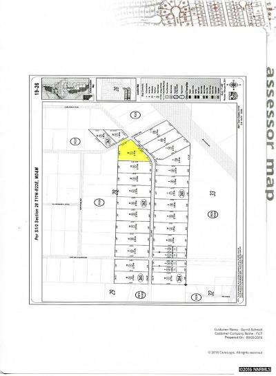 Dayton NV Residential Lots & Land For Sale: $79,000