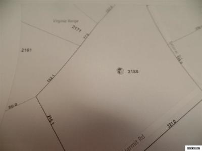 Reno Residential Lots & Land For Sale: 2180 Hermit