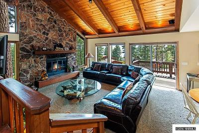 Incline Village Single Family Home For Sale: 588 Tyner Way