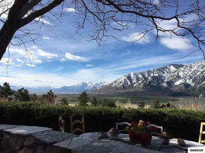 Carson City Single Family Home For Sale: 3497 Alpine View