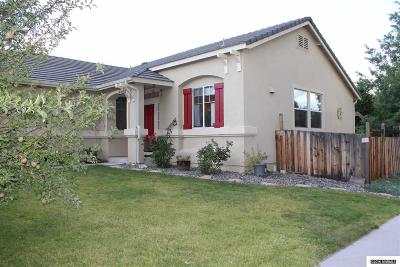 Sparks NV Single Family Home Sold: $319,900