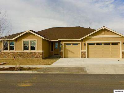 Gardnerville Single Family Home Active/Pending-Call: 1290 Cedar Brook