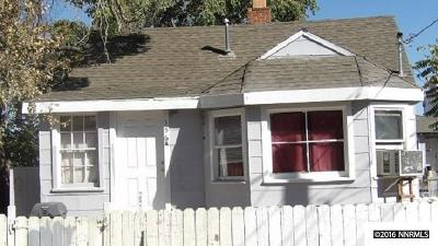 Reno Multi Family Home Extended: 356 Gould