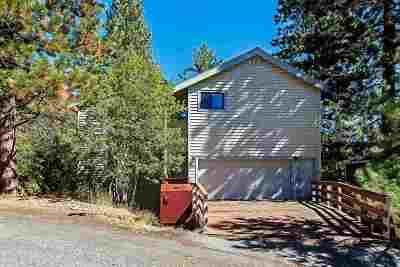 Incline Village Single Family Home Active/Pending-Loan: 599 Rockrose Ct