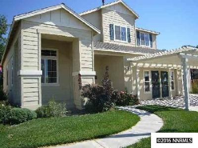 Fernley Single Family Home Extended: 1624 Summerwind