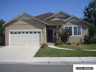 Fernley Single Family Home Extended: 1616 Summerwind
