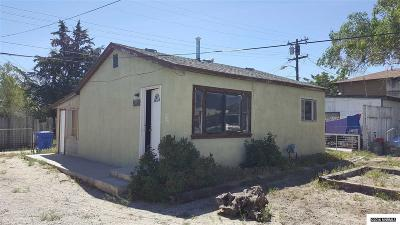 Hawthorne NV Commercial For Sale: $56,000