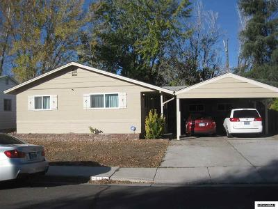 Reno Rental For Rent: 615 Lester Ave