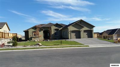 Genoa Single Family Home For Sale: 2798 Voight Canyon