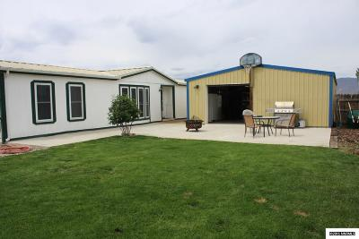 Battle Mountain Manufactured Home For Sale: 693 Broyles Ranch Road