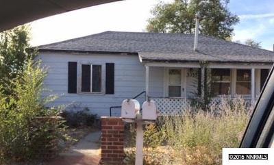 Washoe County Multi Family Home Price Reduced: 3355 Smith Drive