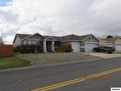 Single Family Home Active/Pending-Short Sale: 6466 David James Blvd
