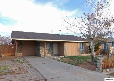 Single Family Home Sold: 1830 Wilder Way