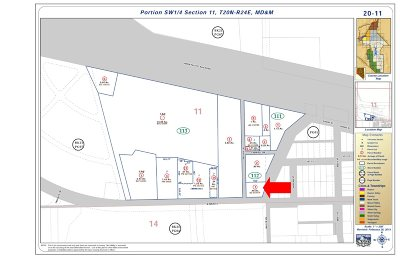 Fernley Residential Lots & Land For Sale: 420 W. Main Street