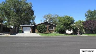 Battle Mountain Single Family Home For Sale: 560 E 5th Street