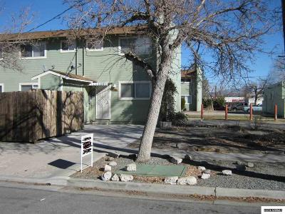 Carson City County Condo/Townhouse Active/Pending-Loan: 1291 S Nevada