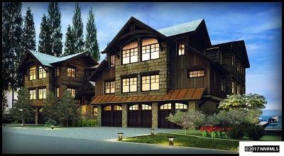 South Lake Tahoe CA Single Family Home For Sale: $3,495,000