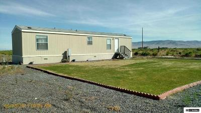 Battle Mountain Manufactured Home For Sale: 1585 William Harrison