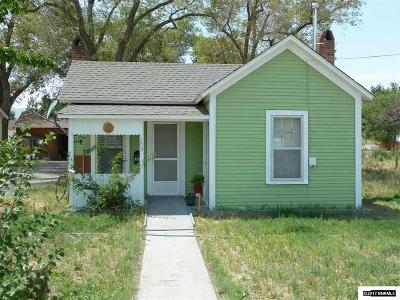 Yerington Multi Family Home Back On Market: 205 N Center Street