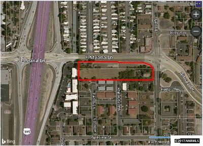 Reno Residential Lots & Land For Sale: 1120 E Moana Ln.
