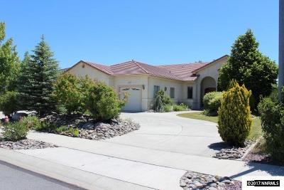 Carson City Single Family Home For Sale: 1561 Empire Ranch Road