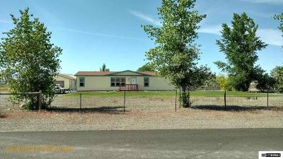 Battle Mountain Manufactured Home For Sale: 310 Buena Vista Drive