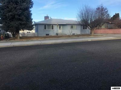 Winnemucca Single Family Home For Sale: 1235 Harmony
