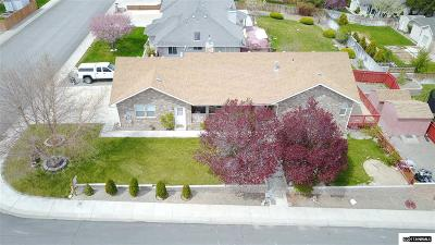 Winnemucca Single Family Home For Sale: 4084 Broken Hill Road